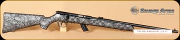 """Savage - Mark II - 22LR - F, Reaper Black, blued, 21"""""""