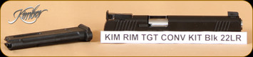 Kimber - Rimfire Target Conversion Kit - 22LR - Black - one magazine