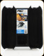 Rifle Caddy - Black - Securely stores and transports rifle on center console