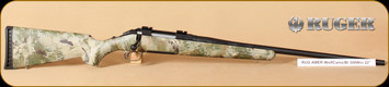 Ruger - American - 308Win - WolfCamo Bl, 22""