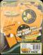 "Caldwell - Orange Peel Bullseye 3"" - 15 Sheets"