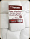Tipton - Super Absorbent Cotton Flannel Cleaning Patches - 10-16 Ga - 500pk