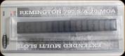 Weaver - Tactical - Remington 700 Short Action 20 MOA - Extended Multi Slot Base