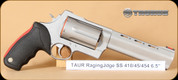 Taurus - Raging Judge - 454Casull/45LC/410 - BlkSynSS, 6.5""