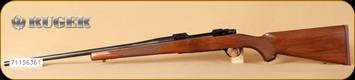 """Ruger - M77 - 280Rem - Wd/Bl, Hawkeye, 22"""" - b"""