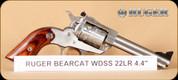 Ruger - Bearcat - 22LR - WdSS,