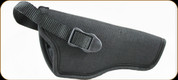 Blackhawk - Hip Holster - Right Hand - Size 4 - Black Nylon