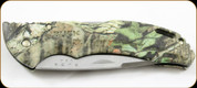 "Buck Knives - Bantam 3 5/8"" - Mossy Oak Break Up Infinity - No Thumbstud"