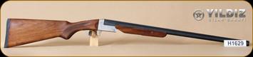 "Yildiz - TK-12 - 12Ga/3""/26"" - Wd/Bl, engraved alloy receiver - c"