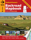 BACKROAD MAPS - SASKATCHEWAN - SPIRAL BOUND