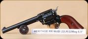 "Heritage - Rough Rider - 22LR/22WMR - Cocobolo/Blk, 6.5"""