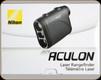 Nikon - Aculon AL11 - Laser Rangefinder - 6-550 yards - Target Priority Mode