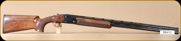 "Rizzini - BR320 - 12Ga/3""/32"" - Walnut/Matte black, chrome lined bores, vent top rib"