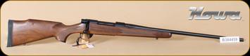 "Howa - 1500 - 300WinMag - Hunter, American Walnut, 24"", 3.5-10x44 LRX GameKing Illuminated"