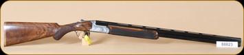 "Rizzini - Aurum - 20Ga/3""/28"" - coin finish, Prince of Wales pistol grip stock, 5 interchangeable chokes"