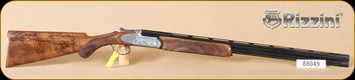 "Rizzini - Artemis - 20Ga/3""/28"" - coin finished, scroll engraving, vented top rib, Round knob Prince of Wales grip"