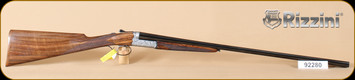 "Rizzini - BR550 Round Body - 20Ga/3""/28"" - scroll engraving"