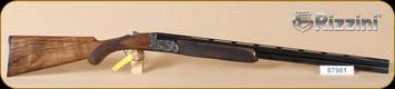 """Rizzini - Round Body EM - 20Ga/3""""/28"""" - case colored, single selective trigger, vent rib - B"""