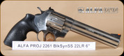 """Alfa Project - Mod 2261 - 22LR - SS, 6"""""""