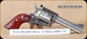 """Ruger - Blackhawk - 357Mag/9mm - WdSS, 4.6"""""""