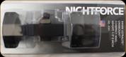 "Nightforce - XTRM - Unimount - 1.5"" - 0 MOA - 34mm -  A361"