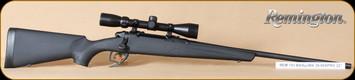 "Remington - 783 - 30-06Sprg - BlkSyn/MatteBlk, 3-9x40 scope, 22"""