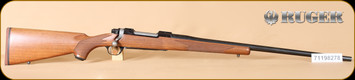 Ruger - M77 - 338WinMag - Hawkeye, Walnut/Blued, 24""