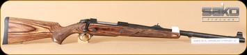 "Sako - 85 - 416Rigby - Brown Bear JRSA538, BrnLam, two crossbolts, bull barrel, 22"""