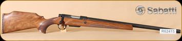 "Sabatti - Rover Custom - 223Rem - Wal/Bl, heavy barrel, 24"""