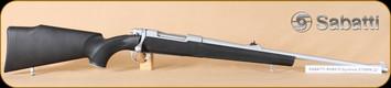 "Sabatti - Rover 870 - 270Win - BlkSyn/INOX, adj. sight, 22"""