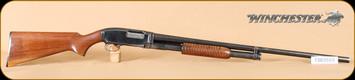 "Consign - Winchester - 12Ga/2.75""/30"" - Wd/Bl, full choke"