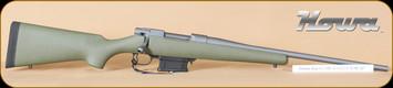 "Howa - Alpine - 6.5CM - GrnSyn/SS, 20"", detachable mag kit"
