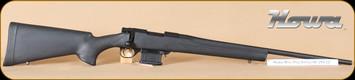 "Howa - Mini Action - 204Ruger - BlkSyn/Bl, 20"", Panamax 3-9x40 half mil-dot, Leupold mounts"