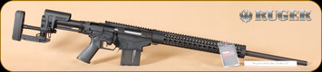 Ruger - Precision Rifle - 243WIn - Blk/Matte, 26""