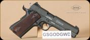 "GSG - 1911 - 22LR - OD Green Wood, 5"""