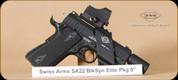 """GSG - 922 - 22LR - Blk, Elite Package, 5"""""""