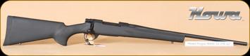 "Howa - 1500 - 22-250Rem - Hogue, Blk/Bl, 22"", Nikko Stirling Panamax 3-9x40 half mil-dot"
