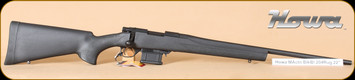 """Howa - Mini Action - 204Ruger - BlkSyn/Bl, detachable mag, 22"""""""
