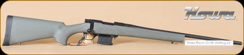 "Howa - Mini Action - 204Ruger - GrnSyn/Bl, 22"""