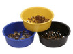 Shell Sorter - Brass Sorter 9mm Luger, 40 S&W, 45 ACP - 3 Bowl Set