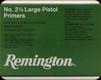 Remington - Large Pistol Primers - No. 2 1/2 - 100ct