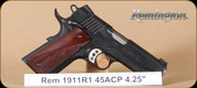Remington - 1911 - 45ACP - R1, Carry Commander, 2 magazines, 4.25""