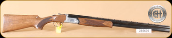 "Cogswell & Harrison - Windsor - 12Ga/3""/28"" - Wd/Bl, Game, Single Selective Trigger, Automatic Safety, 5 internal chokes"