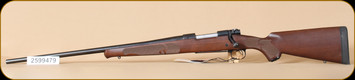 "Consign - Winchester - 300WSM - Model 70 - Featherweight, Wd/Bl, 24"", Schnabel fore-end, Left Hand, Unfired, original box"