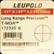 LEUPOLD - VX3i LRP - 4.5-14x50MM - MATTE - SIDE FOCUS - TMOA