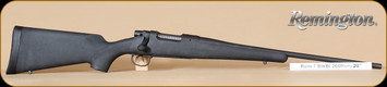 Remington - Seven - 260Rem - BlkSynBl, 20""