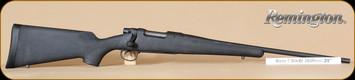 "Remington - Model Seven - 260Rem - BlkSynBl, 20"""