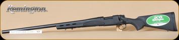 "Remington - 700 - 22-250Rem - SPS Varmint, BlkSynBl, heavy brl, 18.5"", LH"