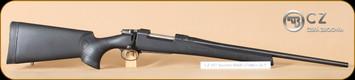 """CZ - 557 - 270WIn - Sporter - BlkSyn/Bl, 20.5"""""""