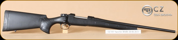 "CZ - 557 - 30-06Sprg - Sporter - BlkSyn/Bl, 20.5"""